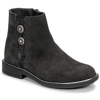 Shoes Girl Mid boots Pablosky 475256 Grey