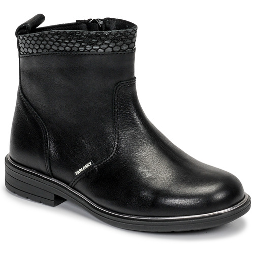 Shoes Girl Mid boots Pablosky 475312 Black