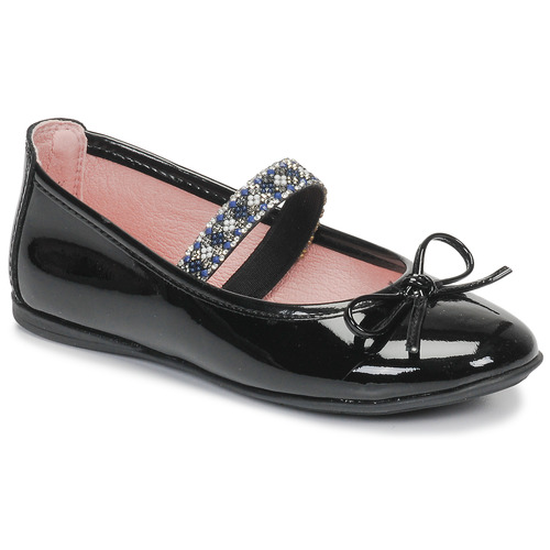 Shoes Girl Flat shoes Pablosky 336419 Black