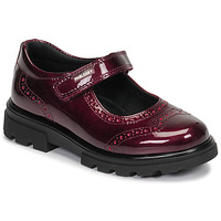 Shoes Girl Flat shoes Pablosky 335869 Bordeaux