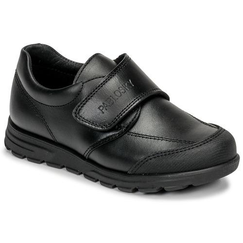 Shoes Children Derby Shoes Pablosky 334510 Black