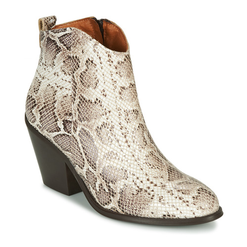 Shoes Women Ankle boots Fericelli LISA Multicoloured