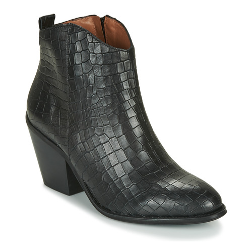 Shoes Women Ankle boots Fericelli LISA Black