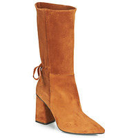 Shoes Women High boots Fericelli LUCIANA Camel