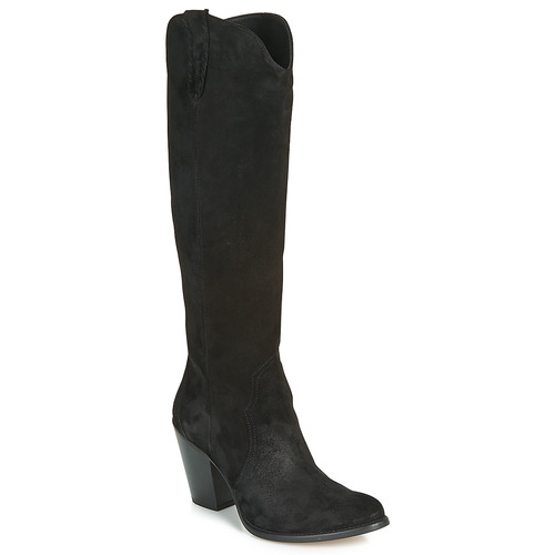 Shoes Women High boots Fericelli LUNIPIOLLE Black