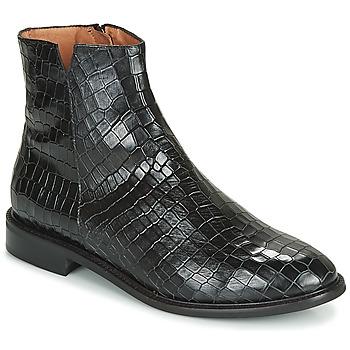 Shoes Women Mid boots Fericelli LANAELLE Black
