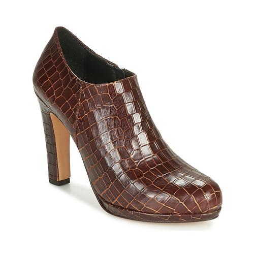 Shoes Women Shoe boots Fericelli OMBRETTA Brown