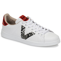 Shoes Women Low top trainers Victoria TENIS PRINT White