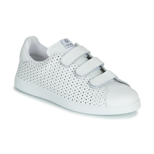 Shoes Women Low top trainers Victoria TENIS VELCRO PERFORA White