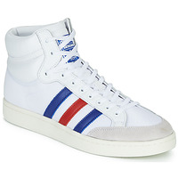 Shoes Hi top trainers adidas Originals AMERICANA HI White / Blue / Red