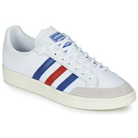 Shoes Low top trainers adidas Originals AMERICANA LOW White / Blue / Red