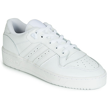 Shoes Low top trainers adidas Originals RIVALRY LOW White