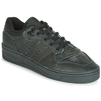 Shoes Men Low top trainers adidas Originals RIVALRY LOW Black
