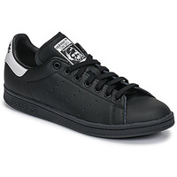 Shoes Low top trainers adidas Originals STAN SMITH Black / White