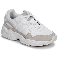 Shoes Children Low top trainers adidas Originals YUNG-96 J Beige