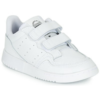 Shoes Children Low top trainers adidas Originals SUPERCOURT CF I White