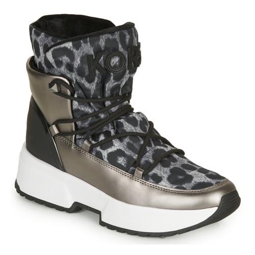 Shoes Women Snow boots MICHAEL Michael Kors CASSIA BOOTIE Leopard