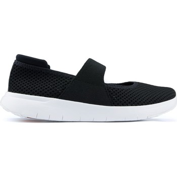 Shoes Women Slip-ons FitFlop Dancers  AIRMESH BLACK