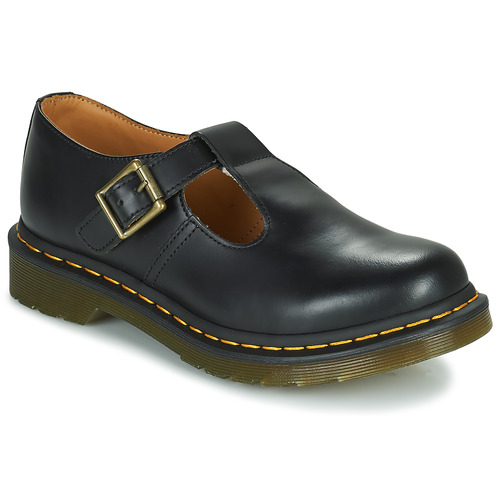 Shoes Women Derby Shoes Dr Martens POLLEY  black
