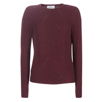 Clothing Women jumpers Betty London LOUISA Bordeaux