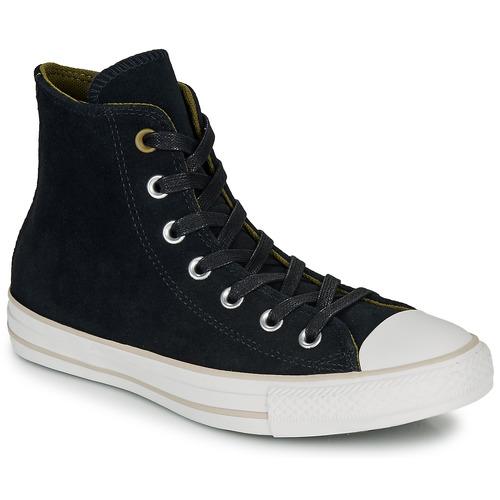 Shoes Women Hi top trainers Converse CHUCK TAYLOR ALL STAR - HI  black