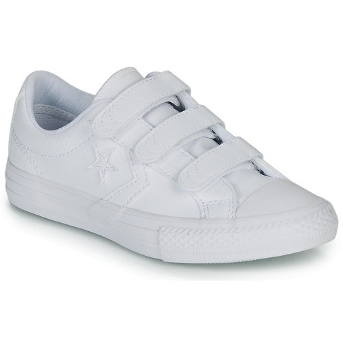 Shoes Children Low top trainers Converse STAR PLAYER EV 3V - OX White
