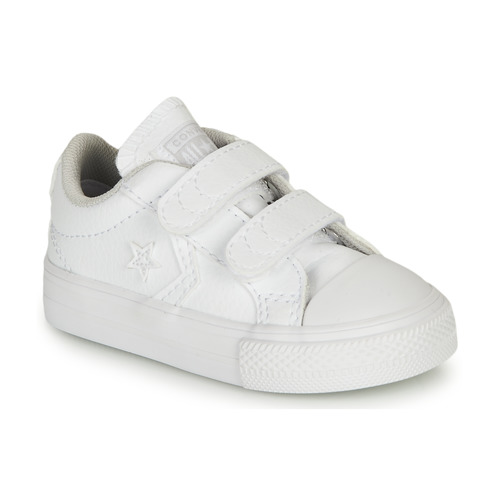 Shoes Children Low top trainers Converse STAR PLAYER EV 2V - OX White