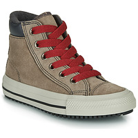 Shoes Hi top trainers Converse CHUCK TAYLOR ALL STAR PC BOOT BOOTS ON MARS - HI Brown