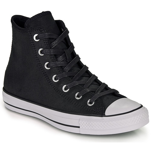 Shoes Women Hi top trainers Converse CHUCK TAYLOR ALL STAR RETROGRADE - HI  black