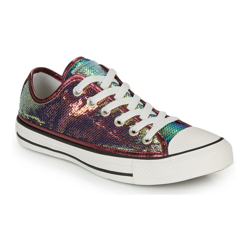 Shoes Women Low top trainers Converse CHUCK TAYLOR ALL STAR - OX Pink