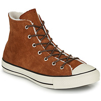 Shoes Women Hi top trainers Converse CHUCK TAYLOR ALL STAR - HI Brown