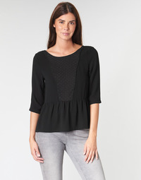Clothing Women Tops / Blouses Betty London LADY Black