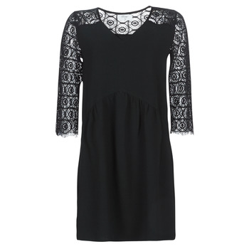 Clothing Women Short Dresses Betty London LUUNA Black