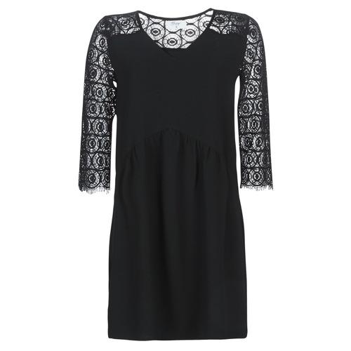 Clothing Women Short Dresses Betty London LUUNA Black