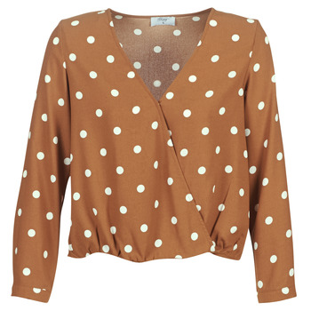 Clothing Women Tops / Blouses Betty London LOUISIANA Camel