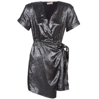 Clothing Women Short Dresses Moony Mood LIVINE Silver