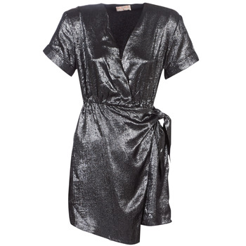 Clothing Women Short Dresses Moony Mood LIVINE Silver