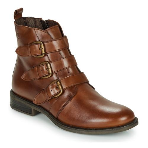 Shoes Women Mid boots Betty London LENA Cognac