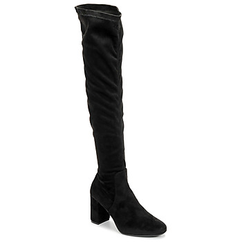 Shoes Women Thigh boots Betty London LAHNA Black