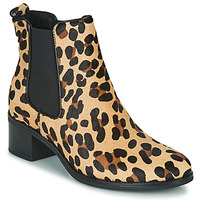 Shoes Women Ankle boots Betty London HASNI Leopard