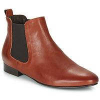 Shoes Women Mid boots Betty London HYBA Cognac