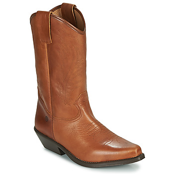Shoes Women High boots Betty London LOVA Cognac