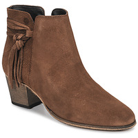 Shoes Women Ankle boots Betty London HEIDI Cognac