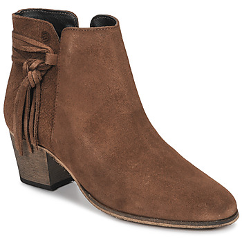 Shoes Women Mid boots Betty London HEIDI Cognac