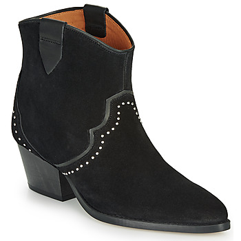 Shoes Women Ankle boots Betty London LOUELLA Black