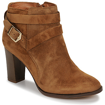 Shoes Women Ankle boots Betty London LIESE Camel