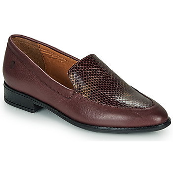 Shoes Women Loafers Betty London LILI-FLEUR Bordeaux