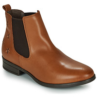 Shoes Women Mid boots Betty London LISELOTTE Cognac