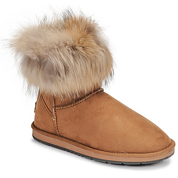 Shoes Women Mid boots Kaleo JADES Camel