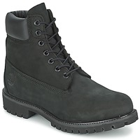 Shoes Men Mid boots Timberland 6 IN PREMIUM BOOT Black